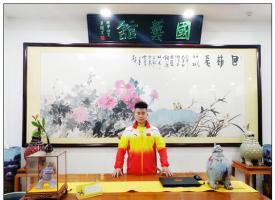 湖北國藝館(guan)館(guan)長雷亞爭︰國寶鈞瓷是收藏家頂級品位的體(ti)現(xian)