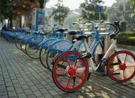 交通(tong)部kong)髑qiu)意見整治共享單車亂象